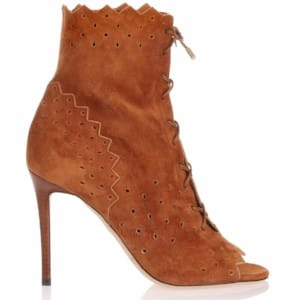 lace up booties Jimmy Choo