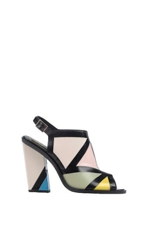 ROGER VIVIER Colorful sandals