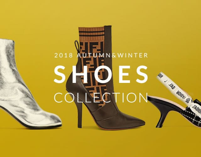 2018 AUTUMN & WINTER SHOES COLLECTION